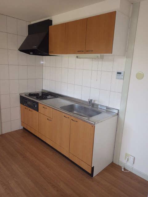 ルーエンハイム大森 1階 キッチン