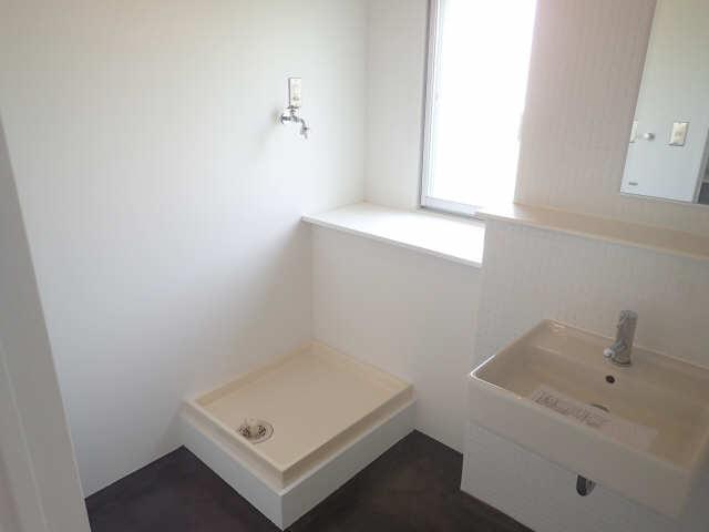 dual 3階 洗濯機置場
