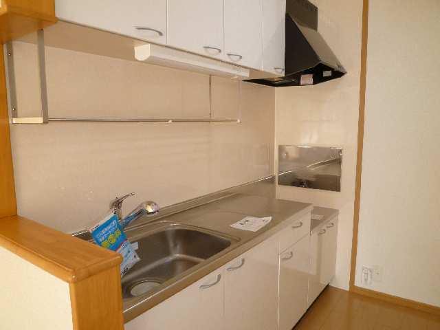 ブライトヴィラ・W 2階 キッチン