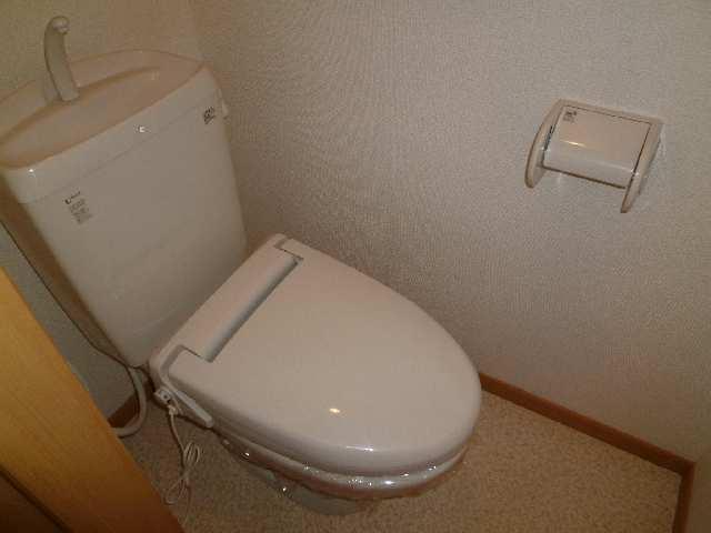 ブライトヴィラ・W 2階 WC