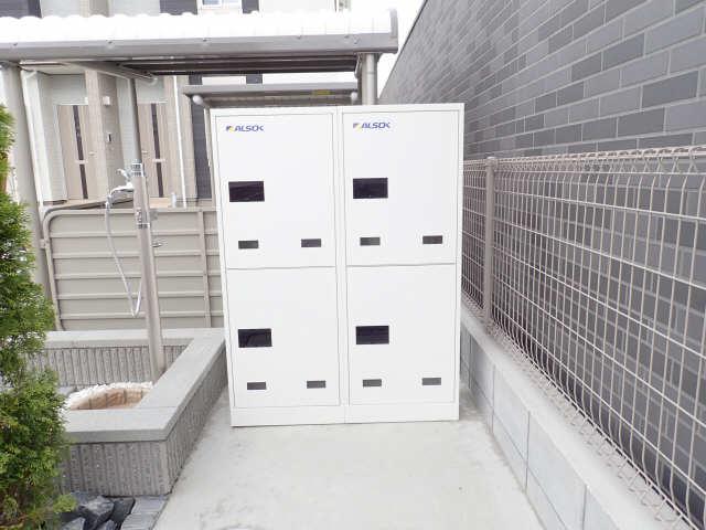 コンフォート856 Ⅱ 宅配ボックス