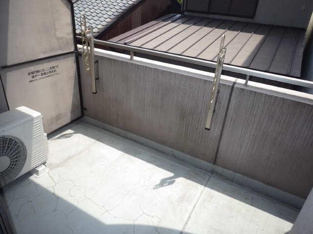 パセオ泉 2階 バルコニー
