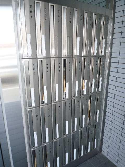 アスティ千種 7階 集合ポスト