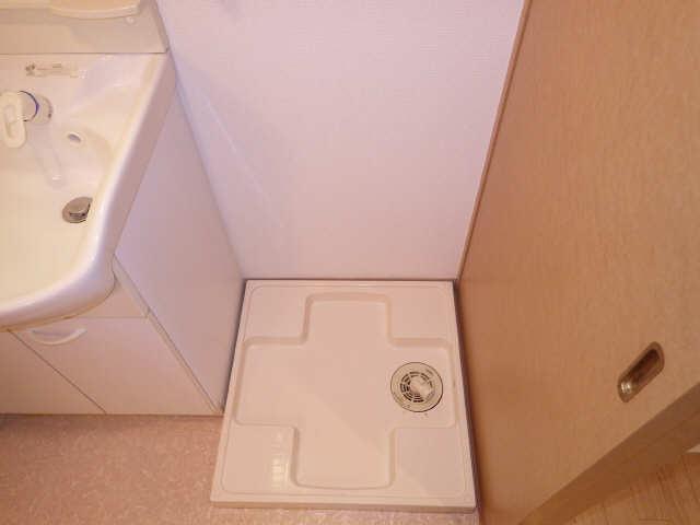 アスティ千種 7階 洗濯機置場