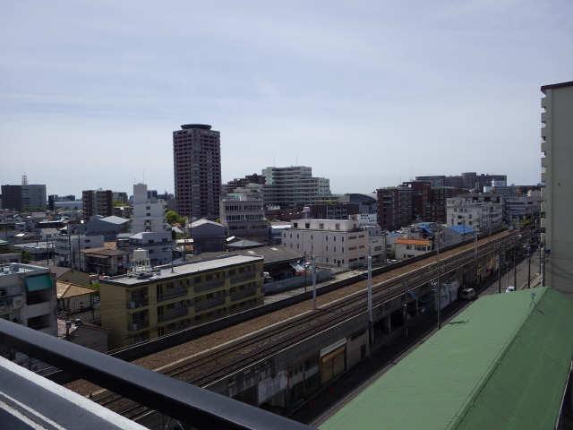アスティ千種 8階 眺望