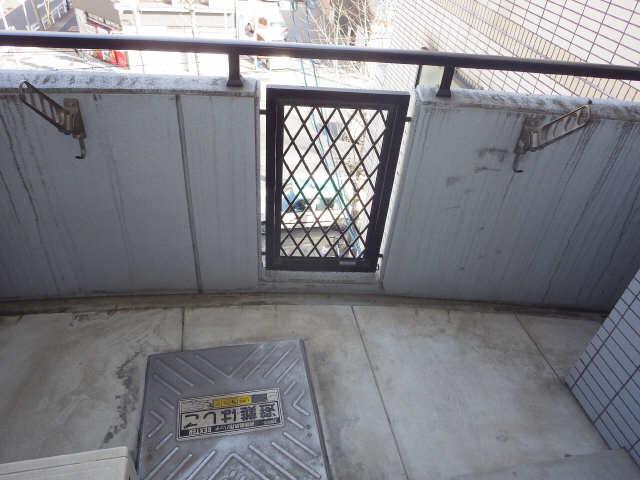 アスティ千種 4階 バルコニー
