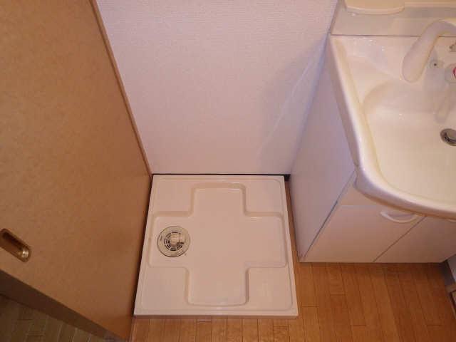 アスティ千種 4階 洗濯機置場