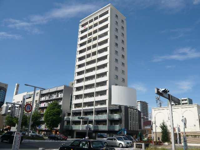 プロビデンス葵タワー 15階 外観