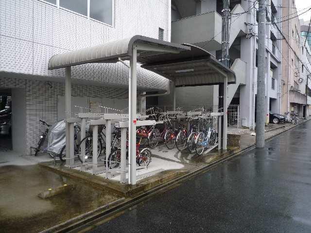 プロビデンス葵タワー 15階 駐輪場