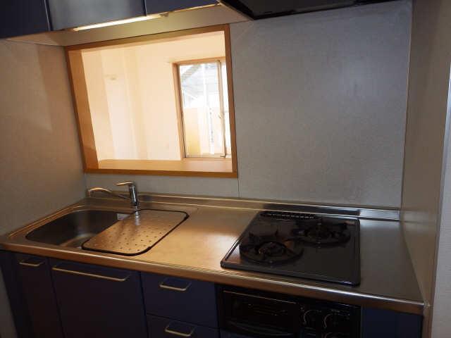 エクセレントナイン 3階 キッチン