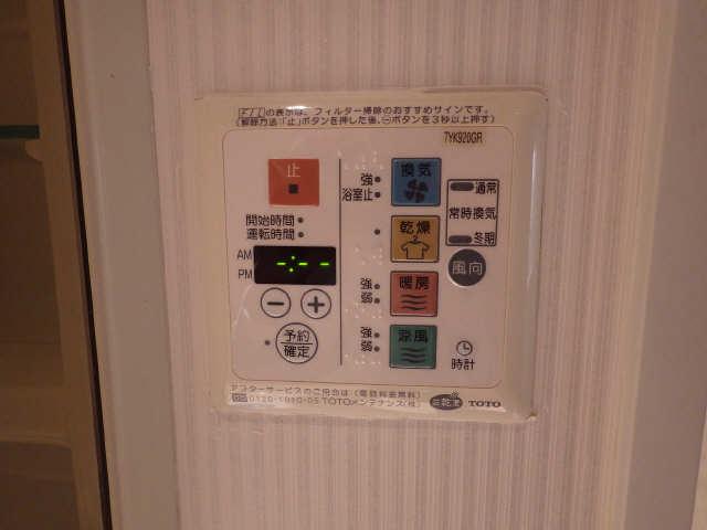 乾燥機能付浴室