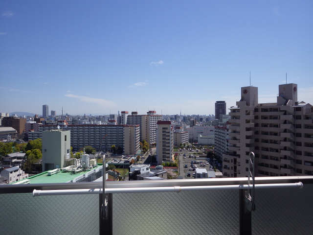 コンフォリア新栄 13階 眺望