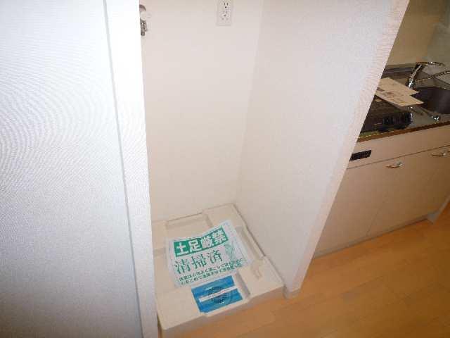 ライブコート千種 12階 洗濯機置場