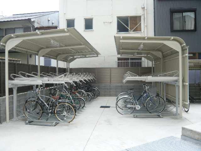 KDXレジデンス東桜Ⅰ 6階 駐輪場
