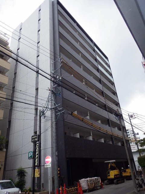 パルティール新栄 9階 外観