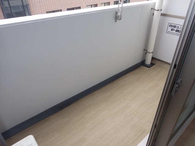 パルティール新栄 9階 ベランダ