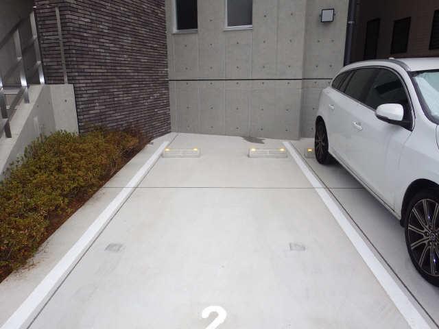 Branche千種 5階 駐車場