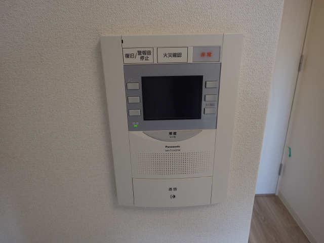 プレサンス広小路通葵 14階 モニター付きインターホン