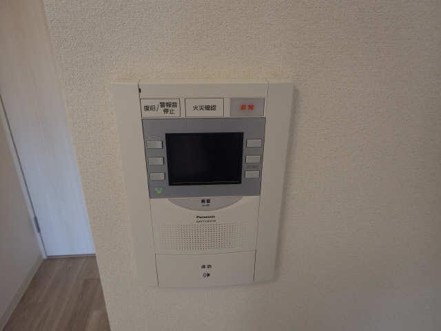 プレサンス広小路通葵 6階 モニター付きインターホン