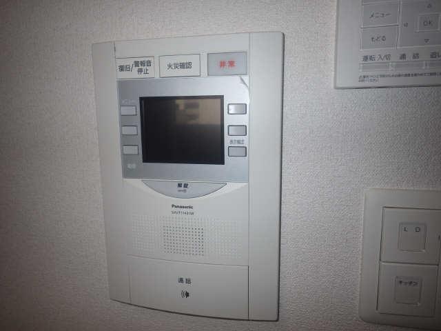 プレサンス広小路通葵 13階 モニター付きインターホン