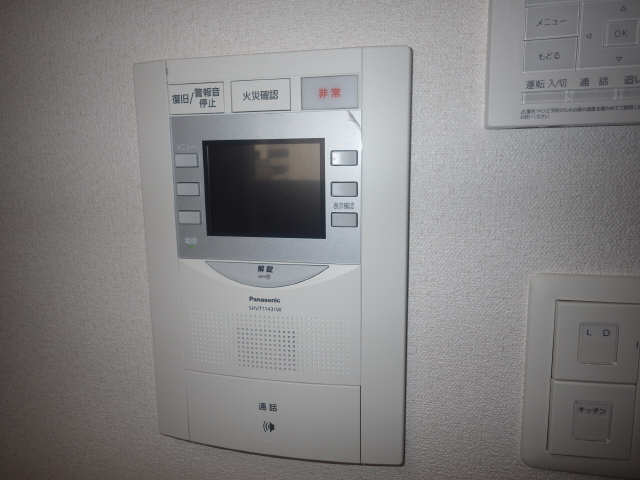 プレサンス広小路通葵 5階 モニター付きインターホン