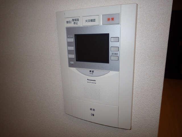 プレサンス広小路通葵 10階 モニター付きインターホン