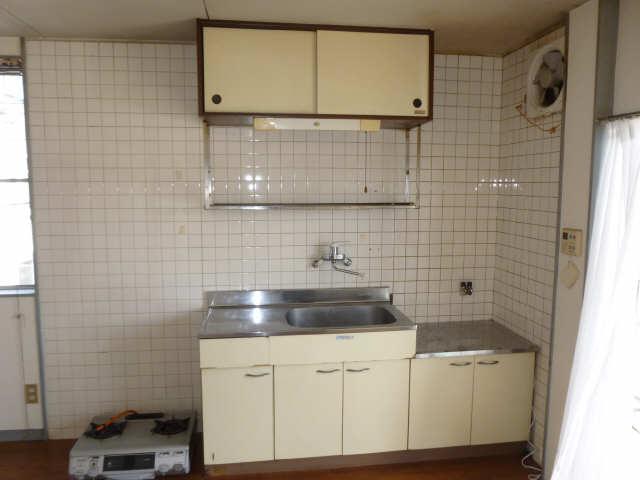 コーポコバヤシ 2階 キッチン
