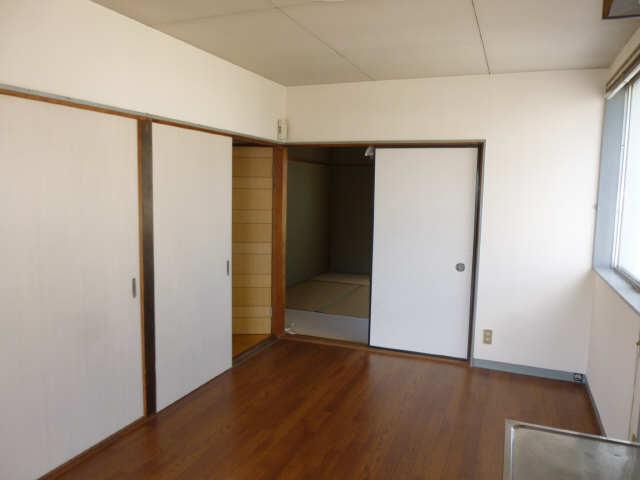 コーポコバヤシ 2階 リビング