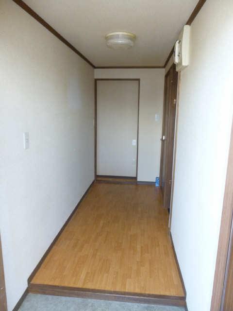 コーポコバヤシ 2階 廊下