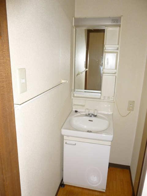 コーポコバヤシ 2階 洗面