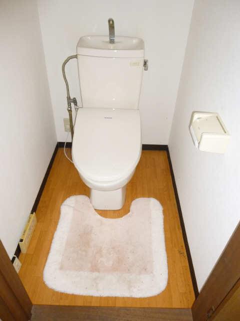 コーポコバヤシ 2階 WC