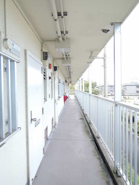 ビレッジハウス垂井 2 1階 共有部分