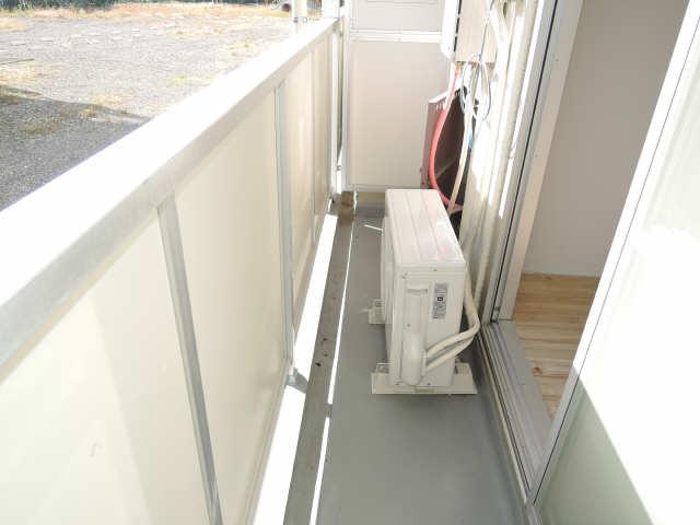 ビレッジハウス垂井 2 1階 バルコニー