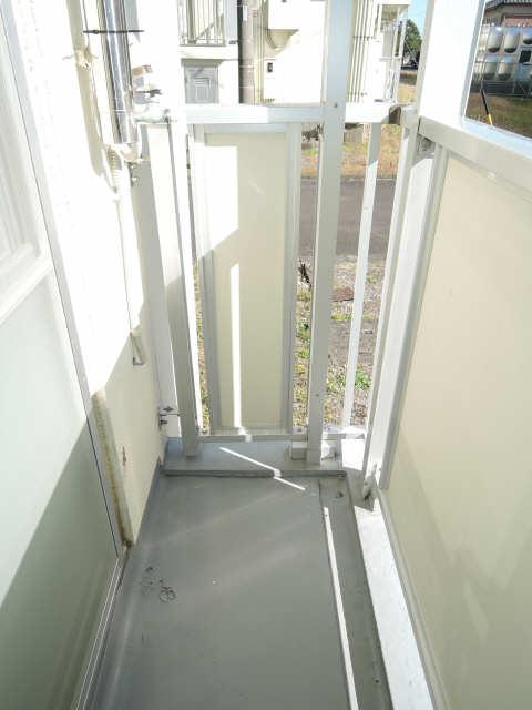 ビレッジハウス垂井 2 1階 洗濯機置場