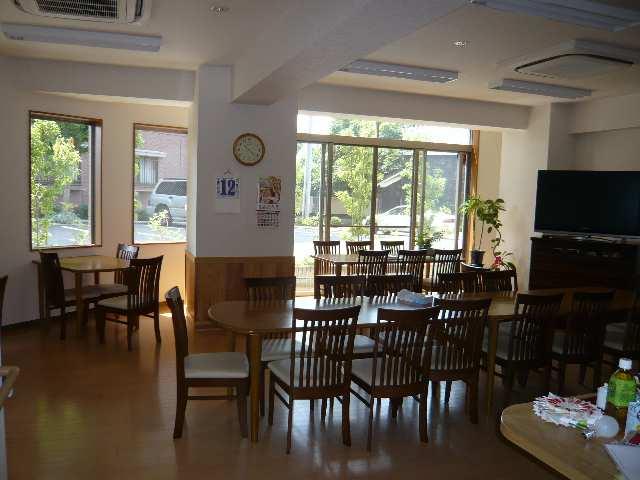 フォーシーズンズ・シニア 2階 食堂兼交流スペース