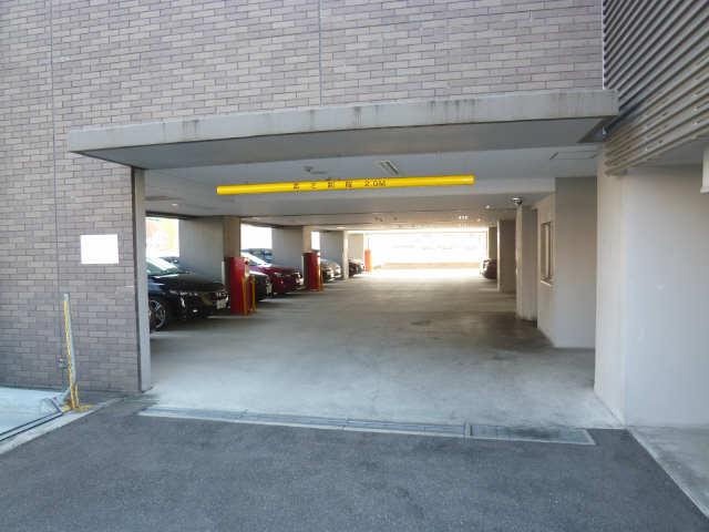 パークアクシス名駅南 6階 駐車場