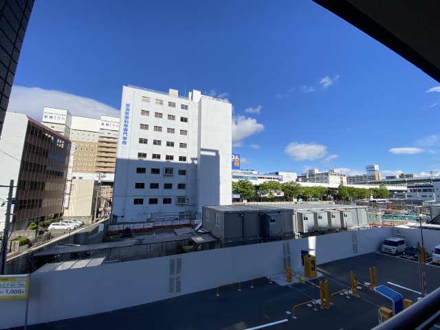パークアクシス名駅南 3階 眺望