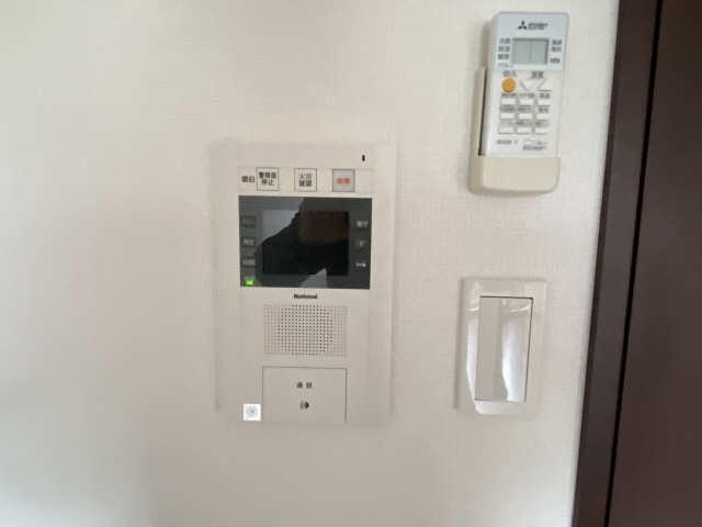 カスタリア名駅南 9階 モニター付きインターホン