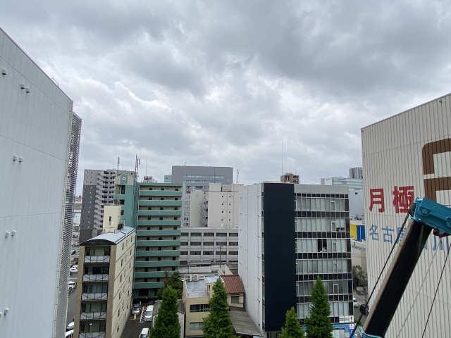 カスタリア名駅南 9階 眺望