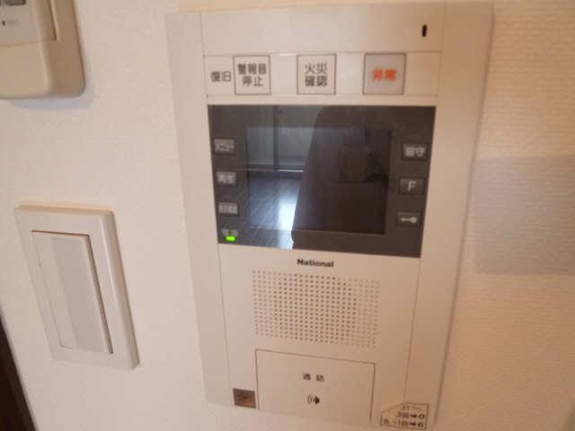 カスタリア名駅南 12階 モニター付インターホン