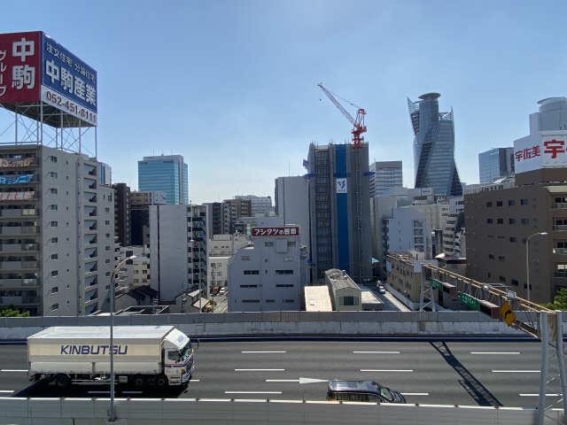 プレサンス名古屋駅前アクシス 8階 眺望