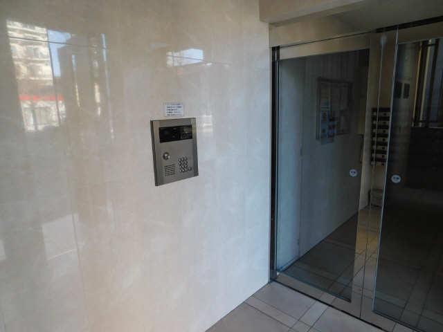 ラ・ミューズ1101 5階 セキュリティ