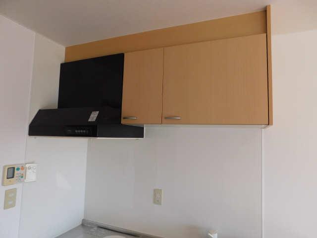 ラ・ミューズ1101 5階 キッチン上部