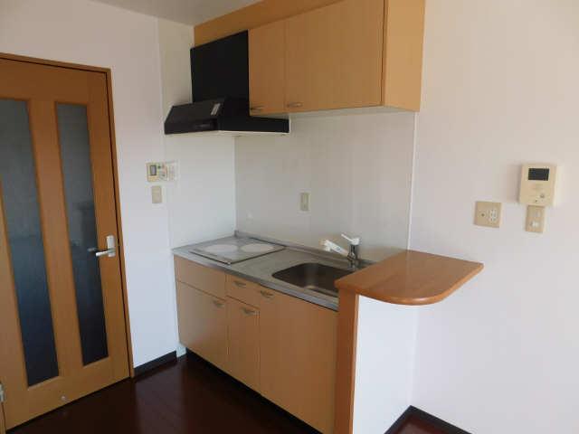 ラ・ミューズ1101 5階 キッチン