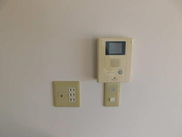 ラ・ミューズ1101 5階 モニター付きインターホン
