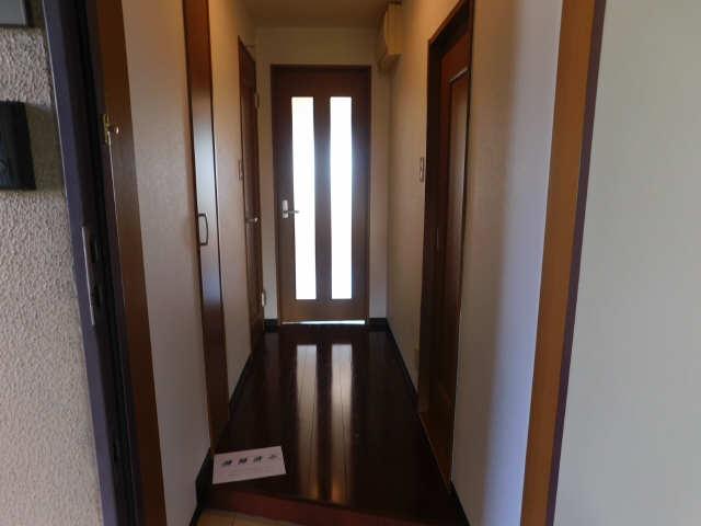 ラ・ミューズ1101 5階 廊下