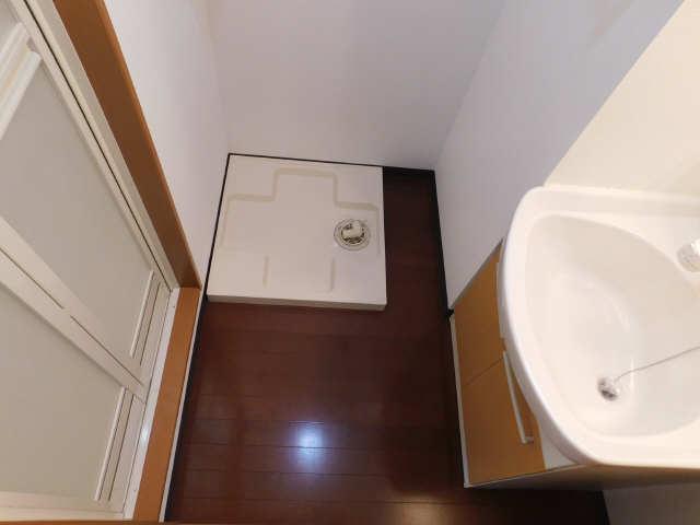 ラ・ミューズ1101 5階 脱衣所