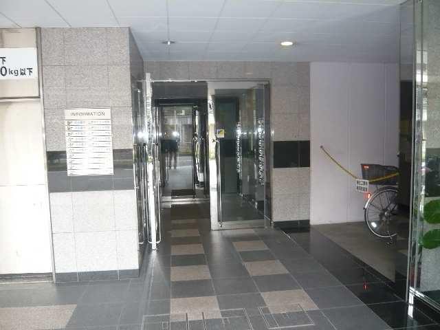 BBビル 9階 エントランス