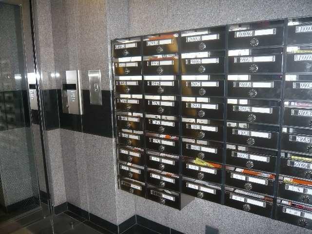 BBビル 9階 メールBOX