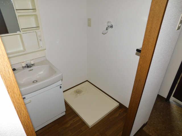 BBビル 9階 洗濯機置場